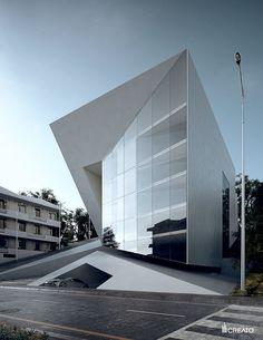 eae4bef5202f0409ebaa0f9e01c16c63--building-stairs-amazing-architecture.jpg (736×952)