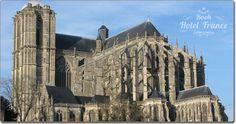 Le Mans: Saint-Julien Cathedral