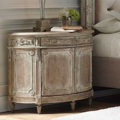The low-lustre sheen, creates a patina that looks time-worn and aged.  This is an exquisite, calm, serene finish that you can enjoy for years to come.  [$1,299.95]