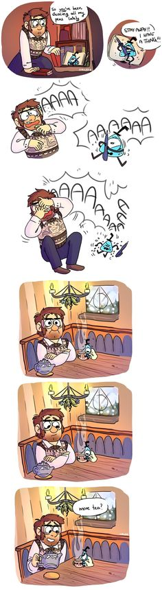 Gravity Falls AU (Alternative Universe) Reverse Falls – Will and Ford Related posts:Canon In D by Johann Pachelbel Guitar Tab Digital Sheet Awesome Macro Photography Ideas for BeginnersTop 16 photographers who stop at nothing for a beautiful photo Reverse Gravity Falls, Gravity Falls Funny, Gravity Falls Comics, Reverse Falls, Billdip, Will Cipher, Grabity Falls, Desenhos Gravity Falls, Fall Memes