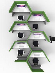 ITEMdesignworks designed for ACTIU the paneling concept called LINK. It is a modularsystem for creating workspaces. Diy Furniture Renovation, Diy Furniture Cheap, Office Furniture Design, Workspace Design, Office Interior Design, Office Interiors, Furniture Legs, Garden Furniture, City Furniture