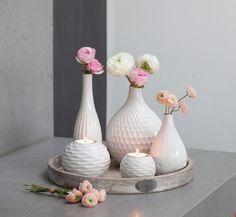 Riverdale - decoratie - kaarsen en vazen