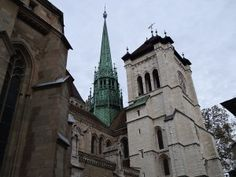 St Pierre's, Geneva Switzerland, Pilgrim, Notre Dame, Cathedral, Christian, Pilgrims, Cathedrals, Christians