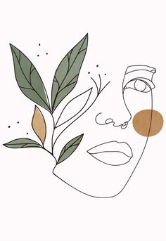 Abstract Face Art, Abstract Lines, Art Sketches, Art Drawings, Line Drawing Art, Flower Sketches, Outline Art, Photocollage, Diy Canvas Art