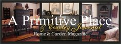 Primitive Home Decorating Ideas | the multitude of primitive colonial and country decorators in the ...