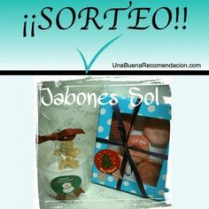 SORTEO DE NAVIDAD: PACK JABONES SOL