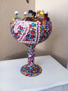 21st Birthday Cup I'll make this for myself if I have to!