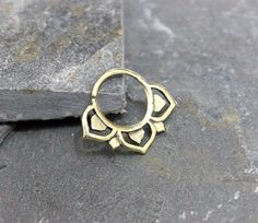 21 Daith Piercing Jewelry Pictures and Information Guide ...