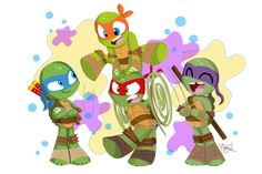 Teenage Mutant Ninja Turtles by trujayy.deviantart.com on @DeviantArt