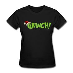 """Grinch"" shirt"