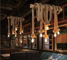 Goedkope vintage hanger touw lichten lamp loft creatieve persoonlijkheid industriële lamp edison lamp amerikaanse stijl voor woonkamer decoratie, koop Kwaliteit hanglampen rechtstreeks van Leveranciers van China: Van harte welkom om onze winkel.Neem dan contact met ons op 09:30- 01:30.uwgoedeFeedback is een hoge waardering en