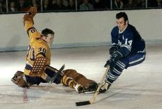 Dave Keon helped bring the Cup to Toronto in the 1960s