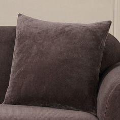 Sure Fit Stretch Metro Throw Pillow Color: Espresso