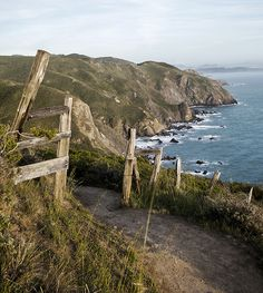 Muir Beach Overlook. California. Went there it is just as beautiful!