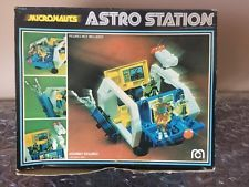 Mego Micronauts Astro Station  - it had shooting missiles and a catapult launcher to shoot the figures, one of the most excellent Micronaught toys.