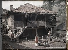Macedonia The Dawn of the Color Photograph: Albert Kahn's Catalog of Humanity | Brain Pickings