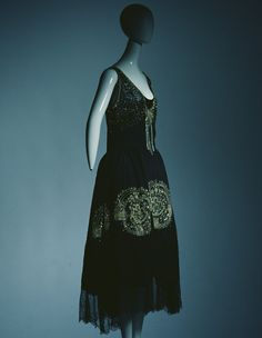 Evening Dress (first half of the 1920s) - Lanvin