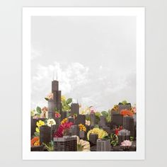 Collect your choice of gallery quality Giclée, or fine art prints custom trimmed by hand in a variety of sizes with a white border for framing. Bohemian Wall Decor, Modern Wall Decor, Family Wall Decor, Tower Block, Fine Art Prints, Canvas Prints, Gallery Wall, Stationery, Painting
