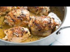 Easy and Moist Lemon Chicken Recipe - How to Make Lemon Chicken