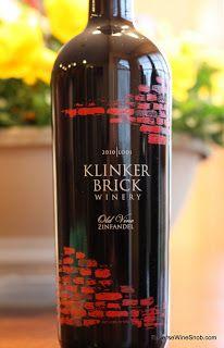 Klinker Brick Old Vine Zinfandel 2010 - A Classic Lodi Zin. Loco for Lodi Wine #3. http://www.reversewinesnob.com/2013/05/klinker-brick-old-vine-zinfandel.html #winelover #wine