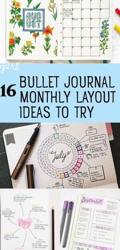 I can't wait to see what my bullet journal will turn into! What a perfect soothing source of creativity and a healing tool for productivity. :)