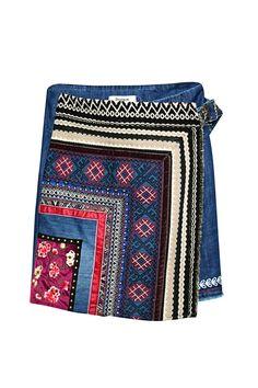 Jeans-Minirock für Damen - Nell | Desigual.com