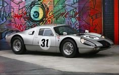 1964 Porsche 904 Carrera GTS The Ultimate Development of the 4-Cam, 4-Cylinder Porsche One of Nine 904s Used by Porsche for Factory Competition Factory Entry at Targa Florio, Le Mans, Tour de France, and Rallye Monte Carlo 1,966 CC