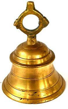 Handcrafted Brass Temple Bell Handmade https://www.amazon.com/dp/B00RPNENIU/ref=cm_sw_r_pi_dp_x_J-GFyb2AW3ACW