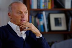 Michael Keaton discusses his role in the film 'Birdman. Charlie Rose, Michael Keaton, Live Tv, Film, Movie, Film Stock, Cinema, Films