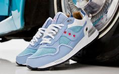 """THE SNEAKER ADDICT: Extra Butter x Saucony Shadow 5000 """"EBFTP"""" Sneaker..."""