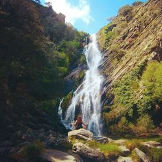 Cascada El Chorrito, Ovejuela