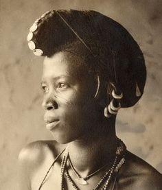 Artagence Coiffure Africaine Ethnik Mali - Bambara #artagence