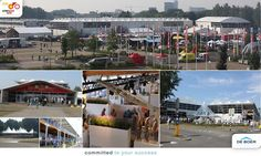 Beim Grand Depart der Tour de France 2015 in Utrecht schufen wir mobile Sport-Hospitality an fünf Standorten in der Stadt. #LeTourdeFrance