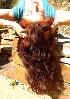 Gallimaufry Grove: How to Henna Your Hair