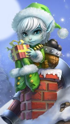 Tristana is adorable