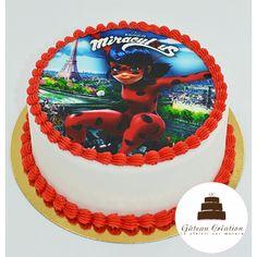 Ladybug Cakes, Ladybug Party, Miraculous Ladybug Toys, Kids Umbrellas, Girl Cakes, Cake Decorating, Birthday Cake, Pasta, Toddler Boy Birthday