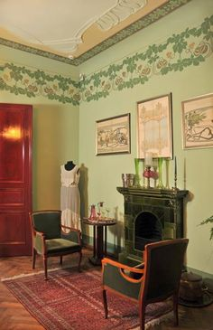 Riga - Art Nouveau Museum