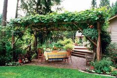 but when the time comes you will be able to enjoy the fruit of your vines. Here is our latest collection of 21 Best Patio Grape Arbor Decor Ideas.