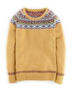 High Jinks Sweater WV004 Sweaters at Boden