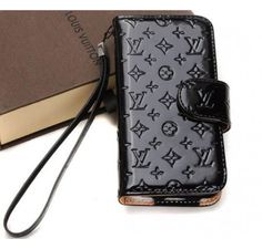 New Celebrities Style Fashion Real Louis Vuitton iPhone 6 Cases - iPhone 6 Plus Cases - Black - Free Shipping - Chanel & Louis Vuitton Authorized Store