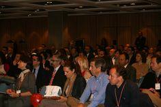 @huellasenlared en Congreso Nacional de PYMES celebrado en Valencia el 19 de abril