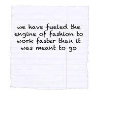 @theconsciencecollective  YES #sustainablefashion #ethicalfashion #dofashionbetter