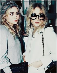 mary kate and ashley olsen <3
