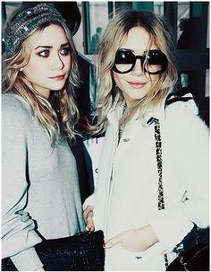MK & Ashley Olsen