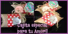 Manualidades faciles Cajita especial para tu amor!!