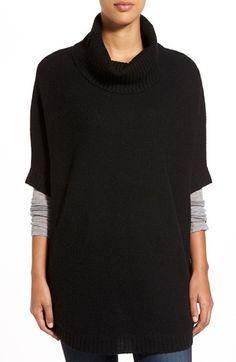 Nordstrom Cashmere Turtleneck Sweater available at #Nordstrom