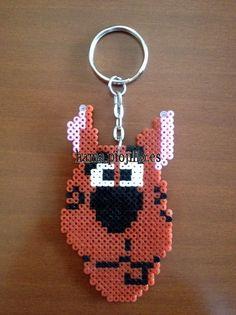 Scooby Doo hama beads by Ana y Santi