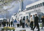 The Church of Jesus Christ of Latter-Day Saints Conference Center, Salt Lake City, Utah