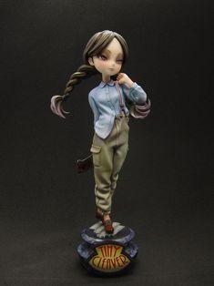 Something Minnie & Dee over this. Character Modeling, 3d Character, Character Creation, 3d Modeling, Zbrush, Digital Art Girl, Anime Dolls, Designer Toys, Anime Figures