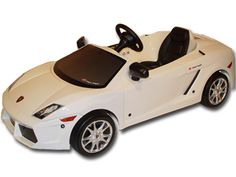 Lamborghini Gallardo battery powered toy car, luxury toy, toddler ride on toy, childrens toy car Toy Cars For Kids, Kids Toys, Baby Bling, Power Wheels, Kids Ride On, Ride On Toys, Pedal Cars, Personalized Baby Gifts, Lamborghini Gallardo